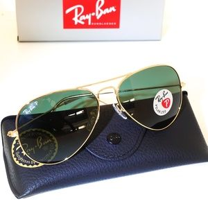 Ray Ban, Ray-Ban, Ray Ban Aviators Polarized